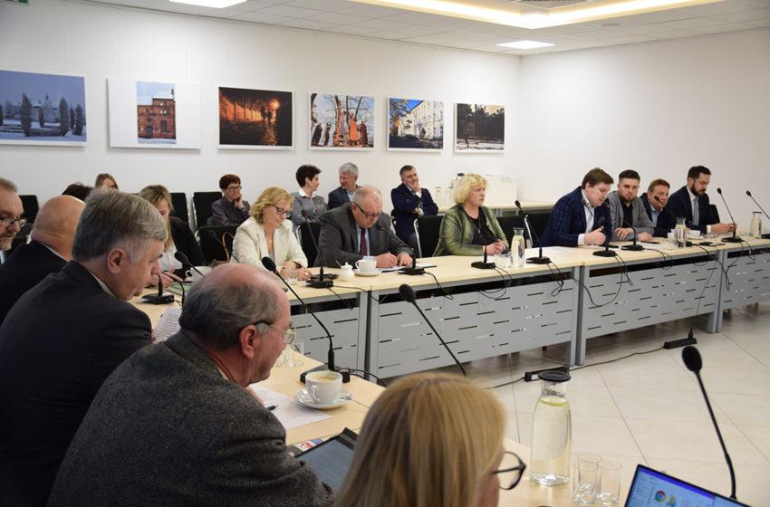Transmisja video z sesji Rady Powiatu