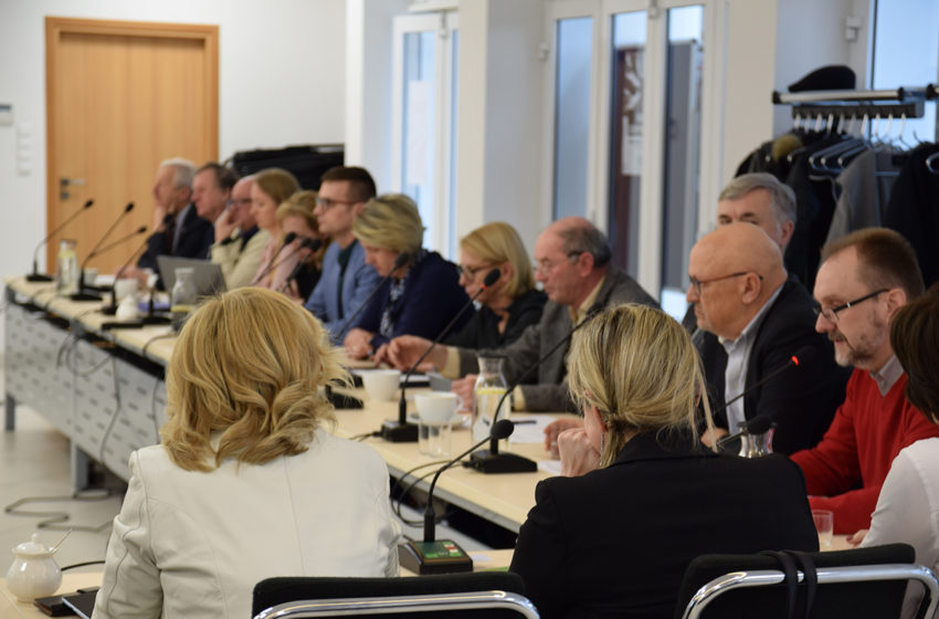Komisje Rady Powiatu