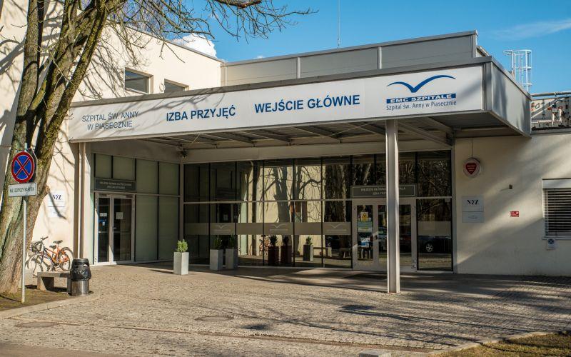 Szpital Św. Anny w Piasecznie