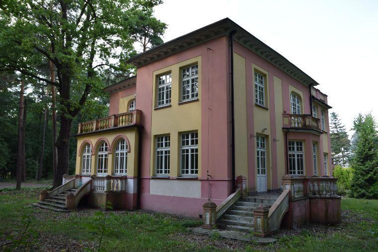 Konstancin, ul. Gąsiorowskiego