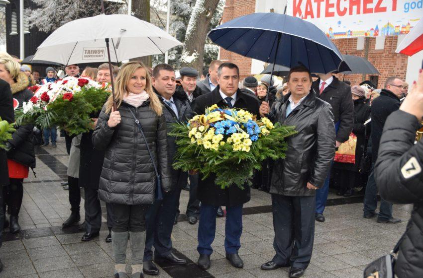 Delegacja z Ukrainy
