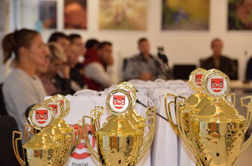 Nagroda dla młodych sportowców
