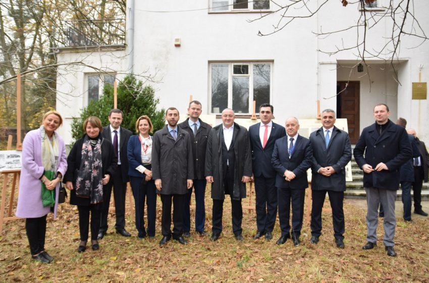 Wizyta prezydenta Gruzji