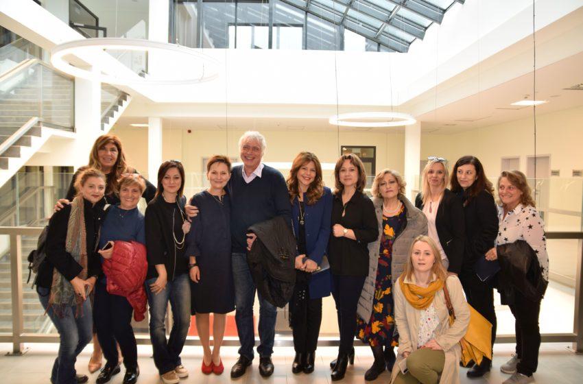 Wizyta pedagogów z Włoch
