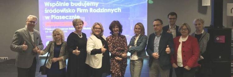 Spotkanie Forum Firm Rodzinnych