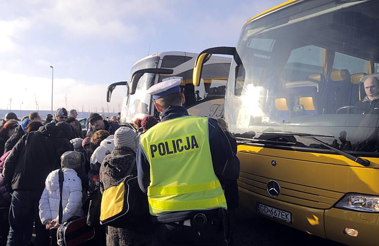 Bezpieczne ferie – autokary do kontroli