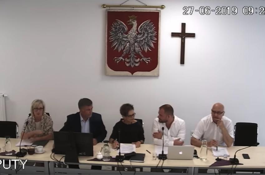 X Sesja Rady Powiatu