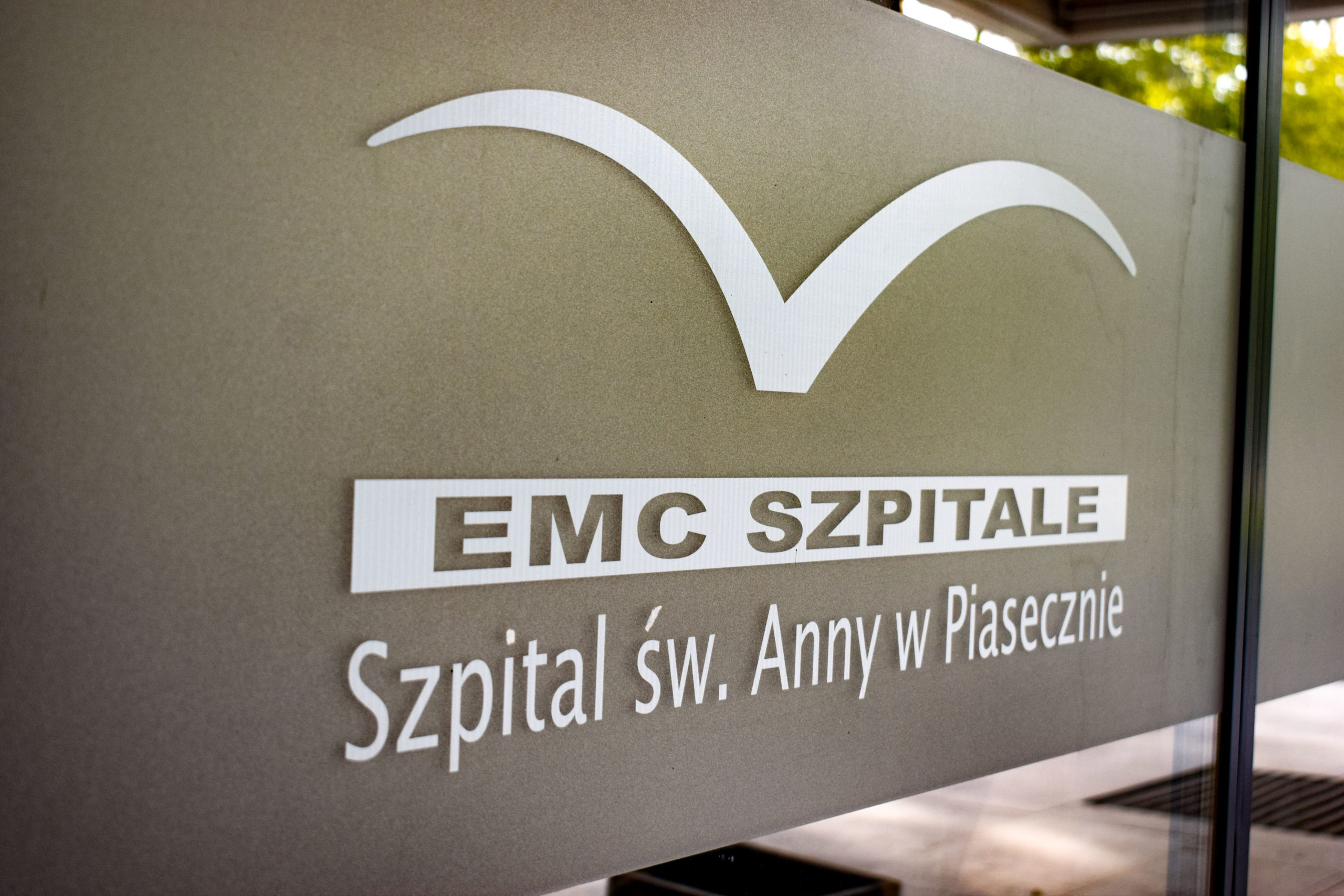 Logo szpital św. Anny w Piasecznie
