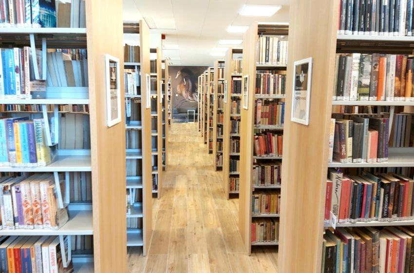 Część bibliotek ponownie otwarta