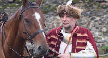 Szlachcic z koniem