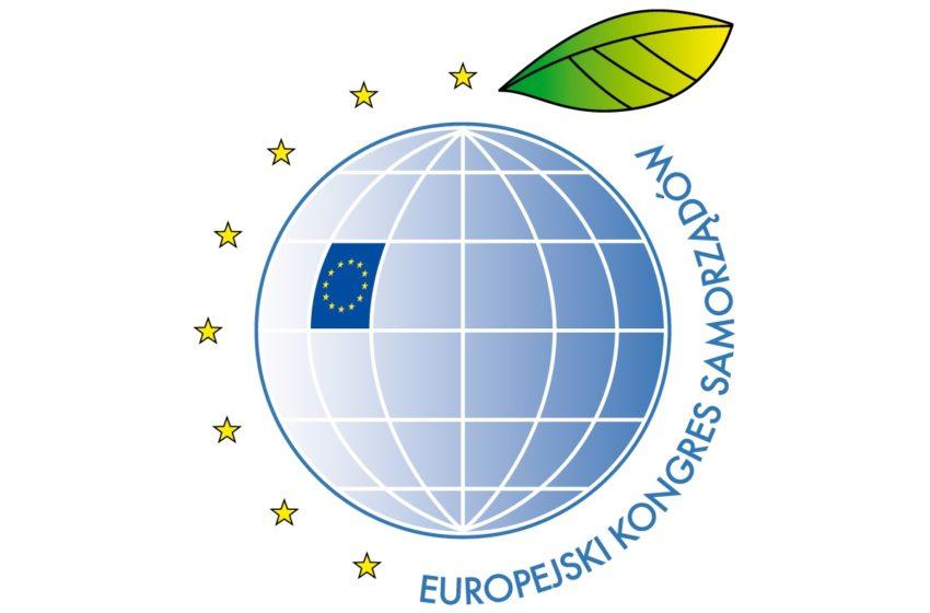 Europejski Kongres Samorządów - logo