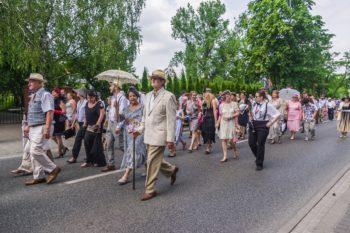 Dni Konstancina - Parada Retro