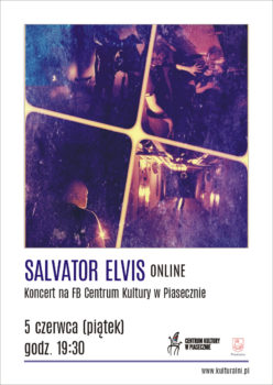 Plakat Salvator Elvis