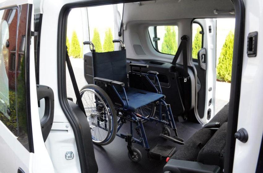 Ankieta na temat transportu dla niepełnosprawnych