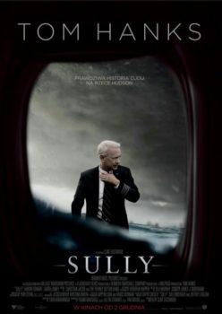 SULLY plakat filmowy