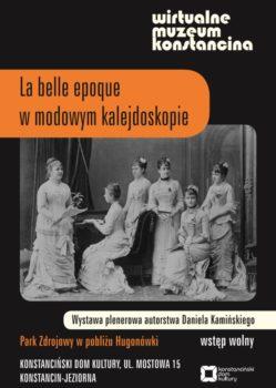Wystawa Belle Epoque